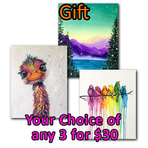 Gift - 3 for $30