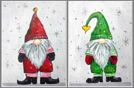 Christmas Gnomies <small>Red or Green</small>